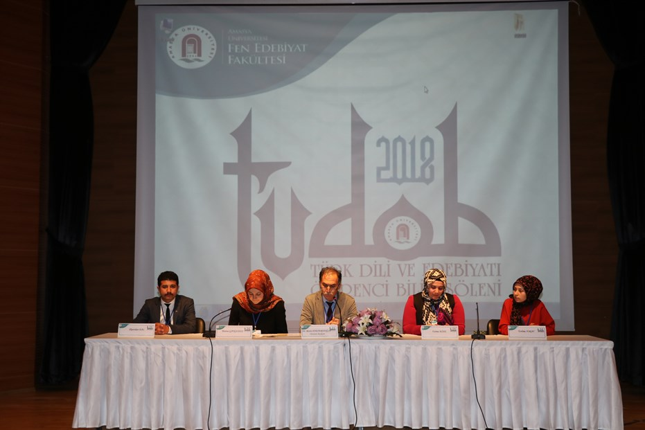 Türk Dili ve Edebiyatı Öğrenci Bilim Şöleni 001