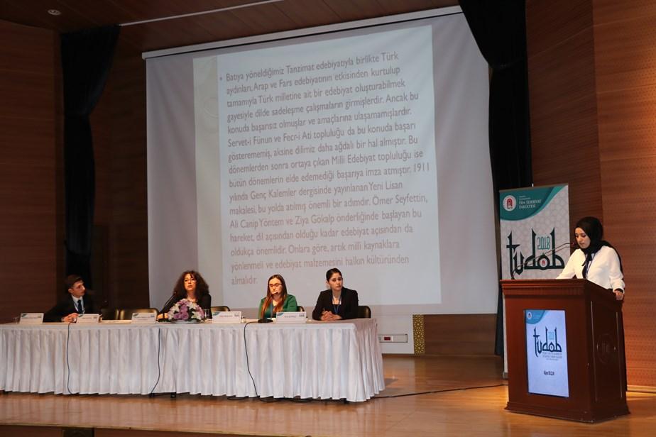 Türk Dili ve Edebiyatı Öğrenci Bilim Şöleni 002