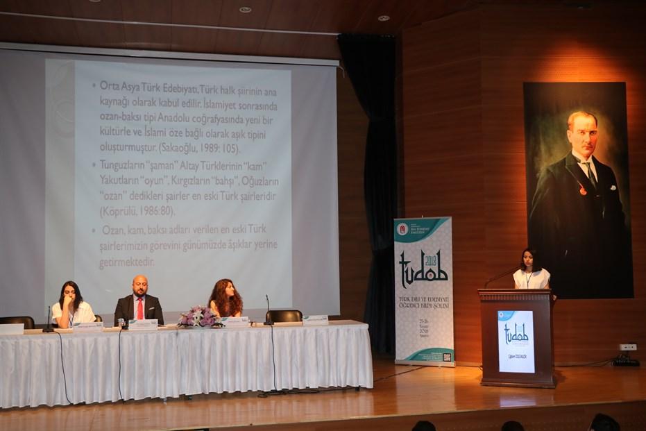 Türk Dili ve Edebiyatı Öğrenci Bilim Şöleni 003