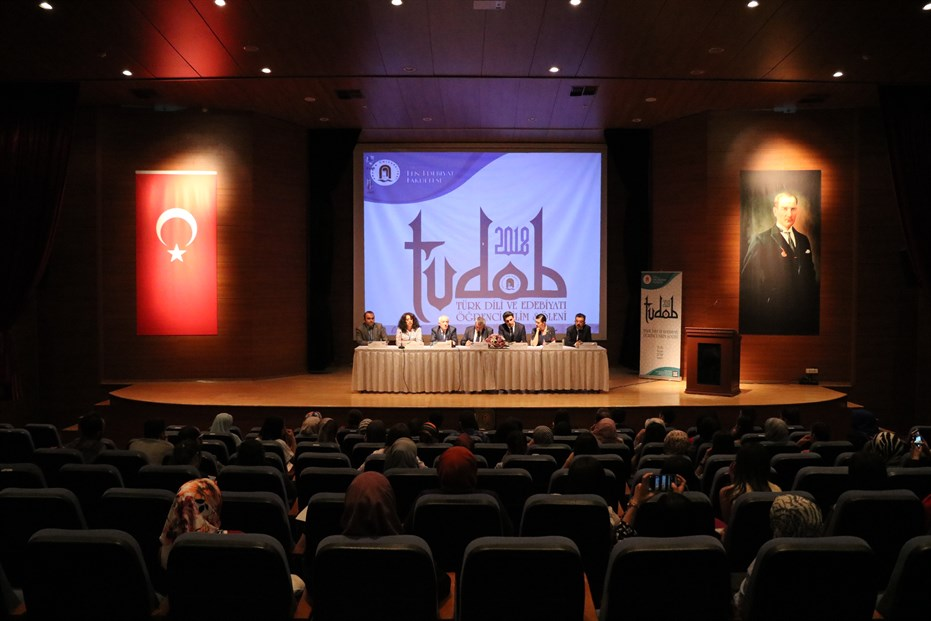 Türk Dili ve Edebiyatı Öğrenci Bilim Şöleni 005