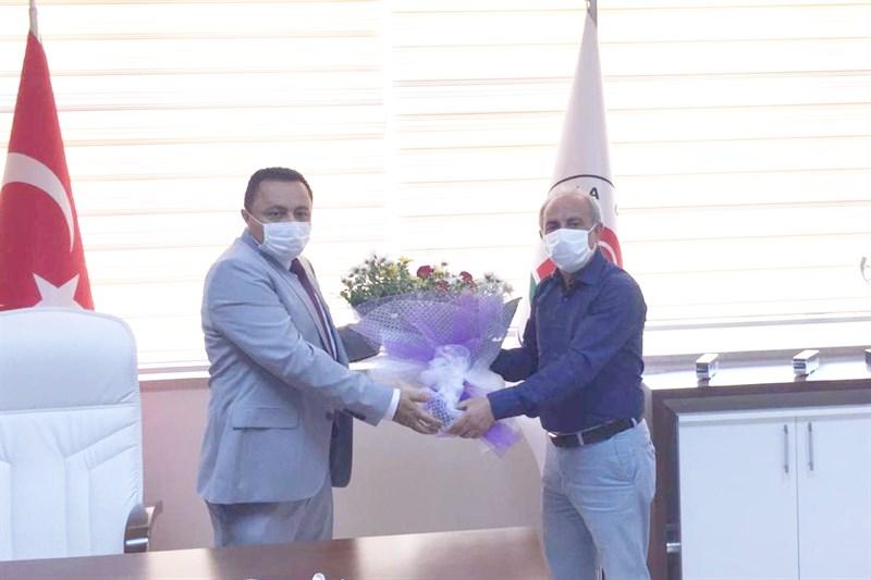 Taşova Yüksel Akın MYO Müdürlüğüne Doç. Dr. Murat Kurt Atandı