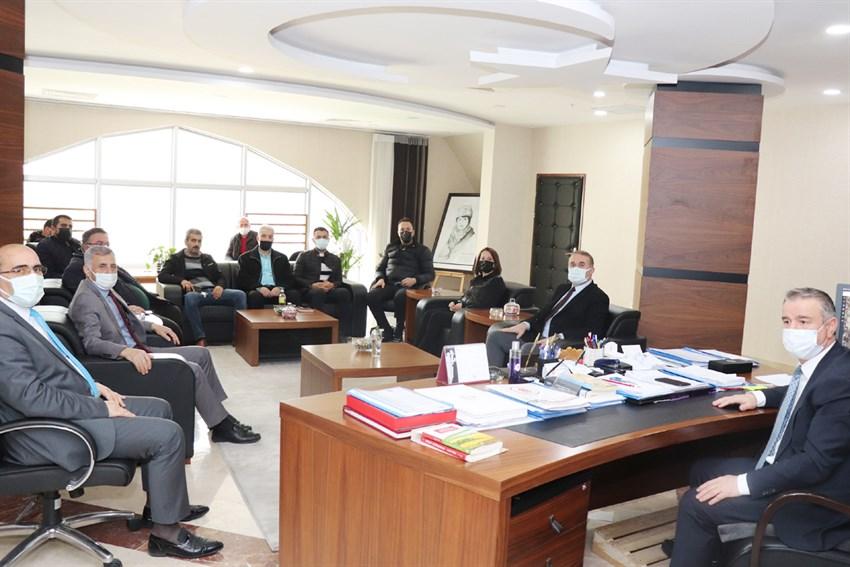 Adalet ve Kalkınma Partisi Amasya İl Başkanlığından Ramazan Ziyareti